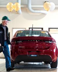 Jim Hall, Owner Of Hall Chrysler Jeep Dodge Ram Of Fenton, Said The Dodge