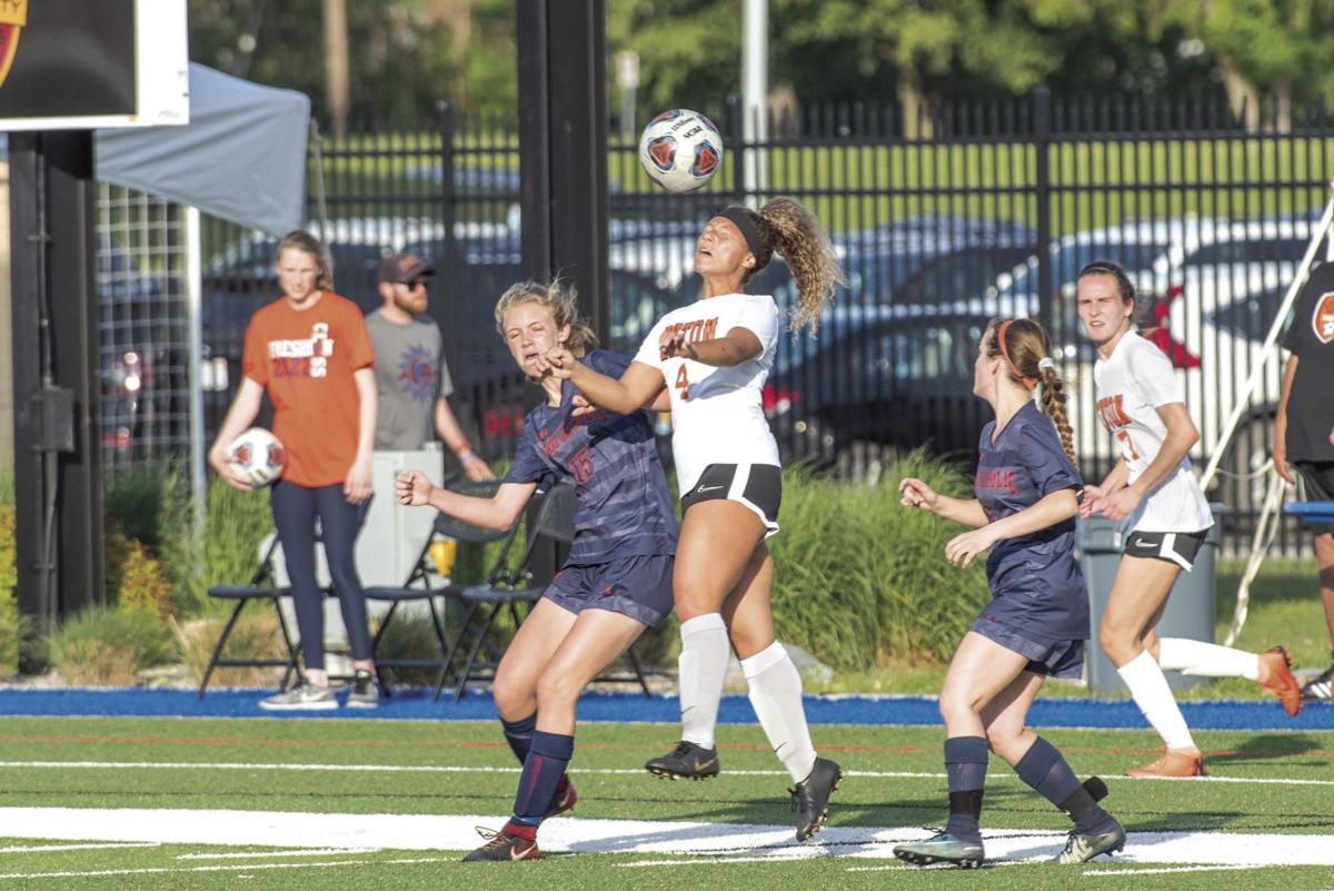 Fenton girls soccer