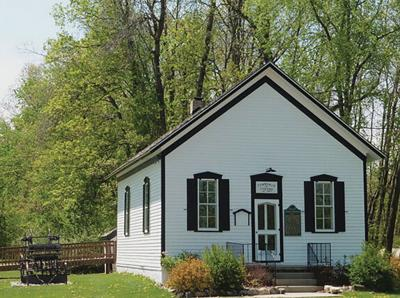 Tyrone Township Old Historic Town House.jpg