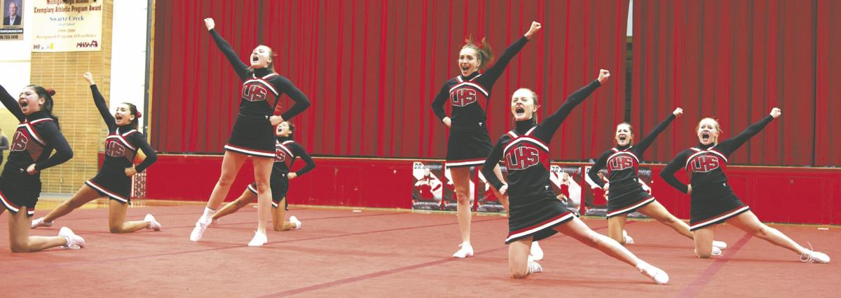 Linden competitive cheer
