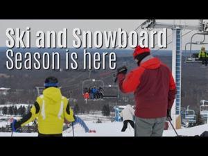 2018 Mt Holly Ski season in full swing