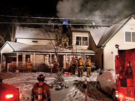 Faulty Ceiling Fan May Be Cause Of House Fire News For Fenton Linden Holly Mi Tctimes Com