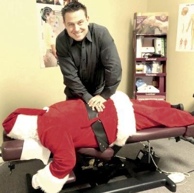 Even Santa has Back Pain & Sciatica
