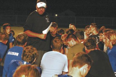 Lake Fenton varsity football coach Eric Doyle recently resigned his football position at Lake Fenton in order to take the athletic director and an assistant principal position at Kearsley High School.