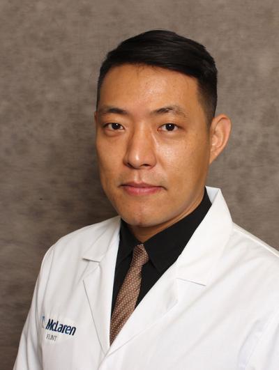 Yen Ju Lee, PhD at McLaren Flint.jpg