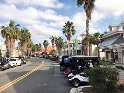 The Villages Florida Downtown Shops Jpg