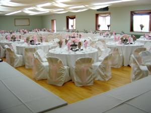 Fenton Lakes Sportsman Club wedding