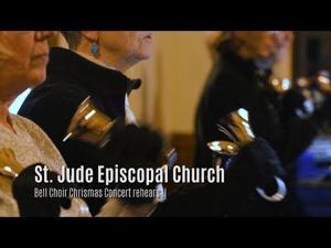 Music for the soul — St.  Jude Bell Choir preps for Christmas