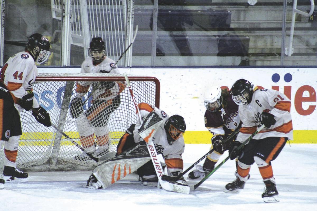 Griffins hockey