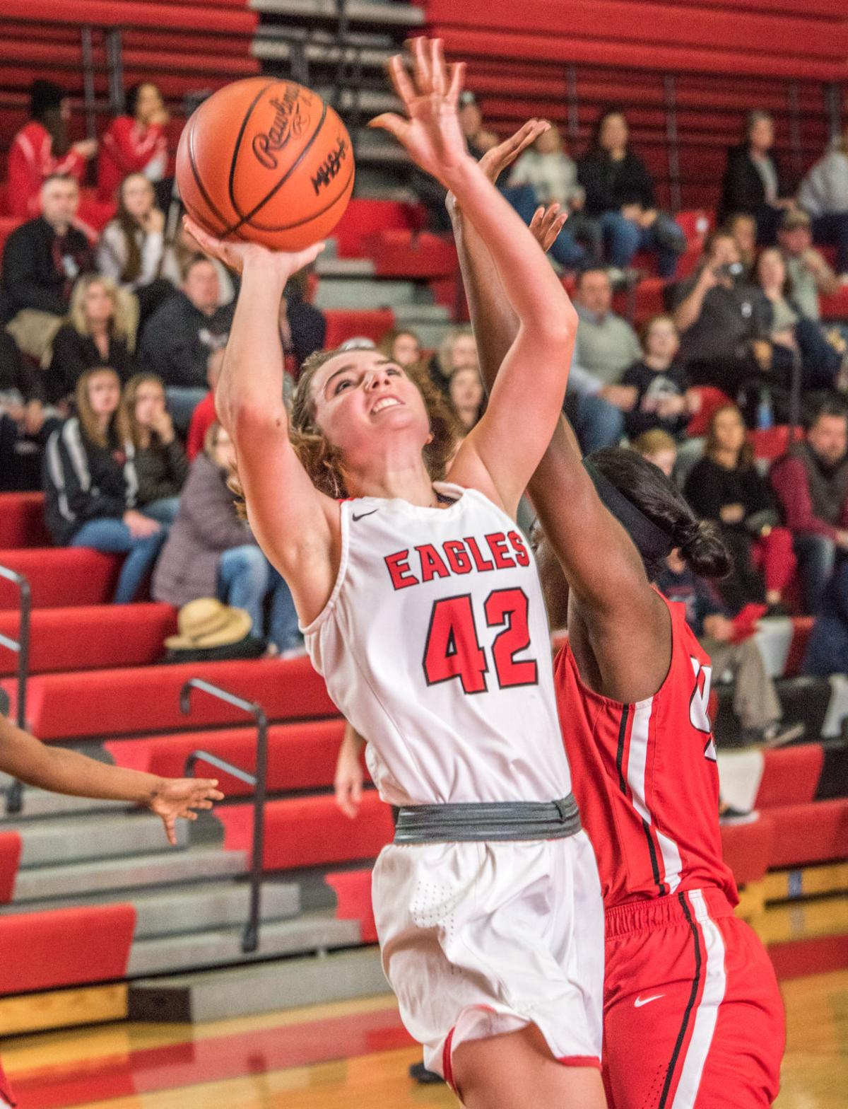Linden girls basketball