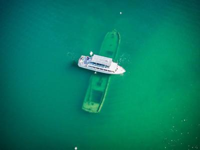 Shipwreck tours are a top summer attraction | | tctimes.com