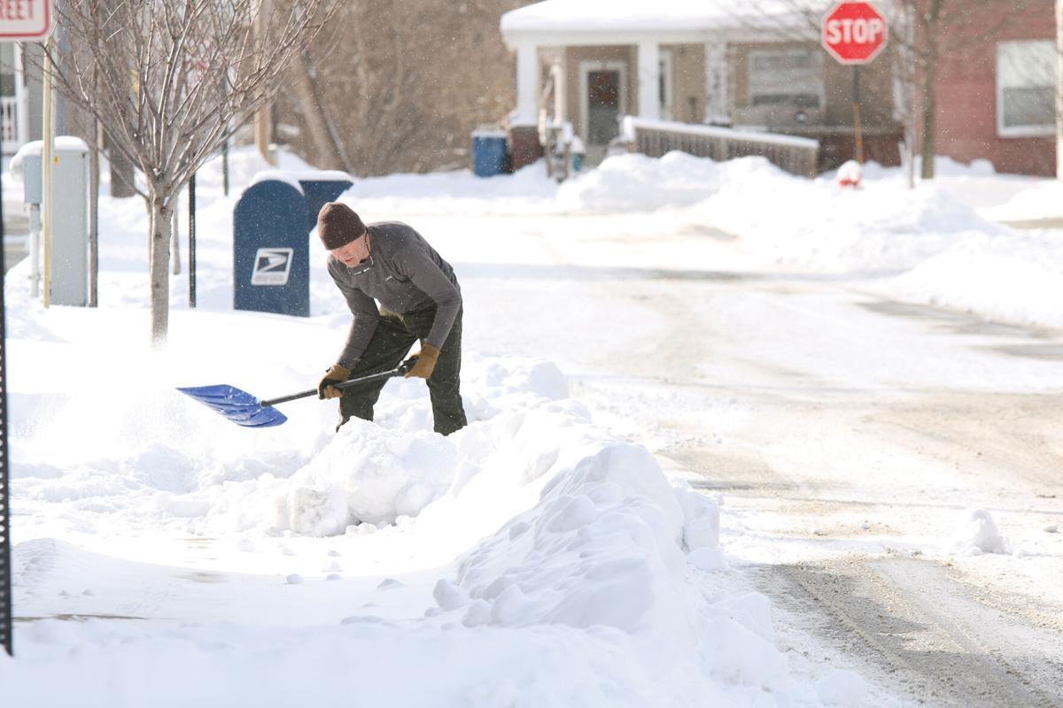Snow Shoveling Downtown Fenton 1.JPG