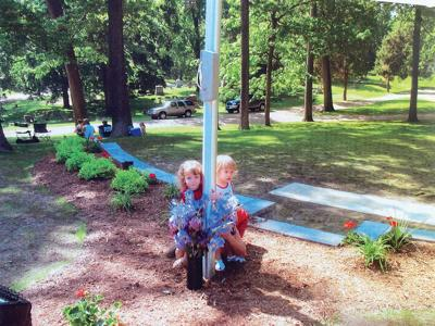 two little girls at Oakwood Cemetery.jpg