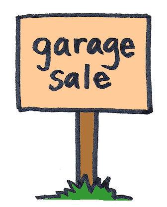 Garage Sale Stake