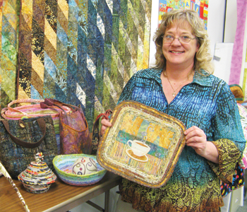The Quilters Garden Celebrates 10 Years In Fenton