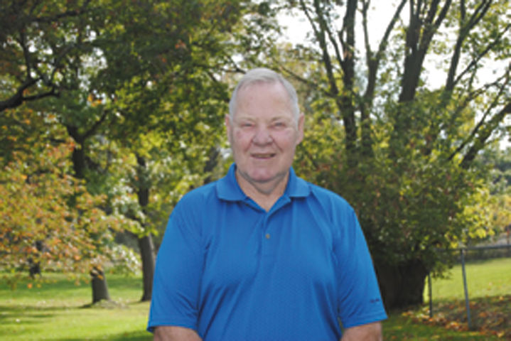 Emile Bair Was The Rose Township Constable For Decades.