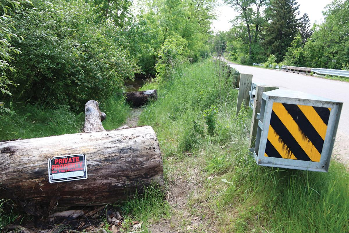 Cole Road River Access Point 1.JPG