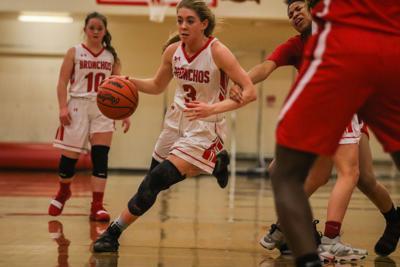 Holly girls basketball