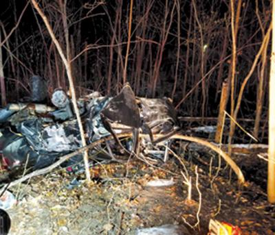 Fiery rollover crash in Holly kills Clarkston man | News for Fenton