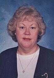 Marlene Sue Backhus