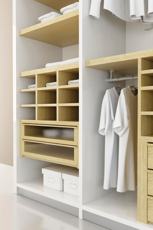 Image result for half empty closets