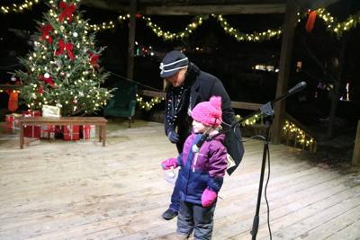 Linden tree lighting 2018