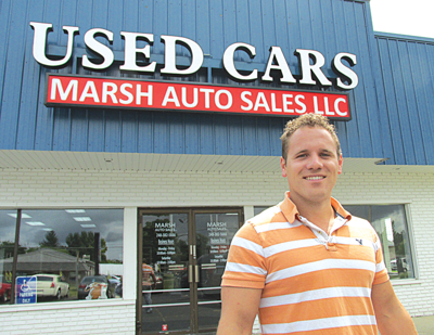 Marsh Auto Sales Holly Mi >> Marsh Auto Sales Used car sales lot opens in Holly | Businesses in Fenton, Linden and Holly MI ...
