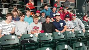 Tigers-Holly High School varsity baseball coach Benny Jackson took the entire team to a Detroit Tigers game two summers ago.