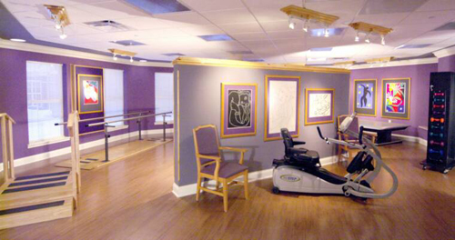Caretel Inns of Linden physical therapy