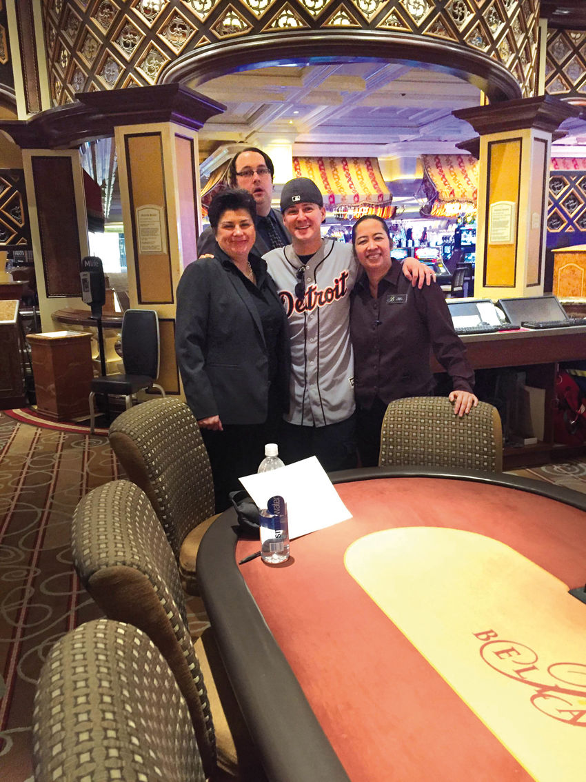 Linden Man Takes A Gamble With Casino Life Human