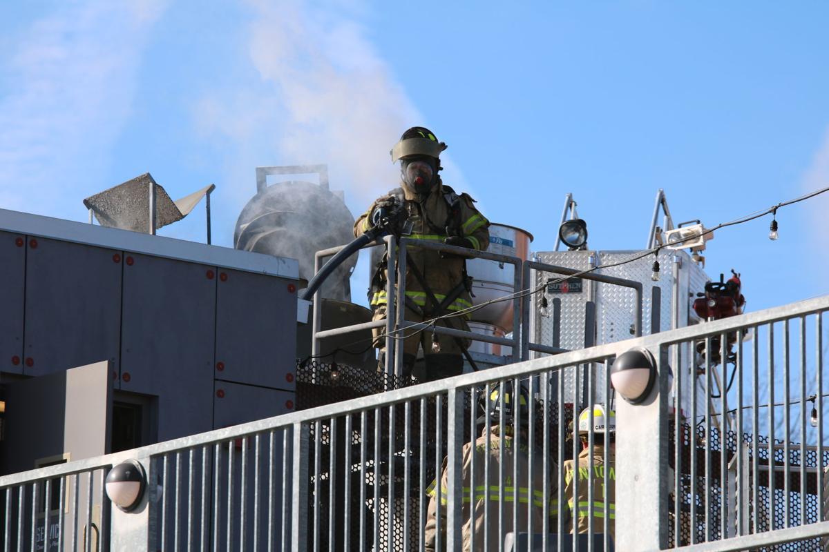Fire at Fire Hall 2.JPG