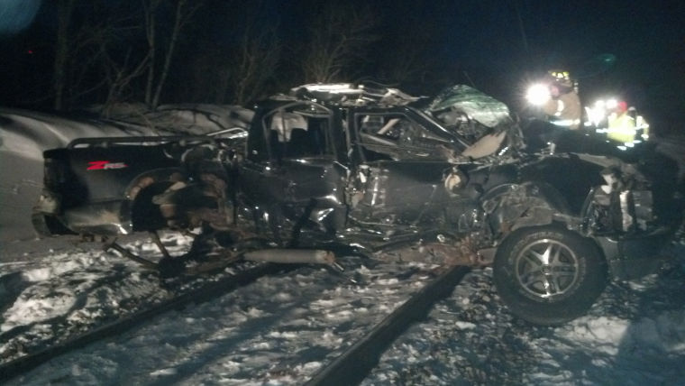 Car Accident In Gaines Township
