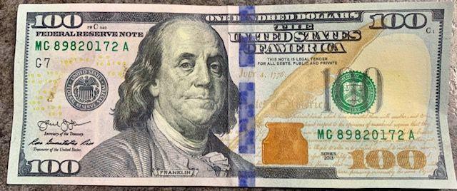 Fake money 1