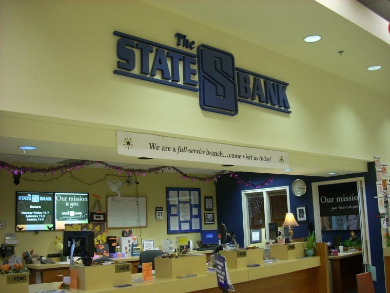 The State Bank - VG's Food Center