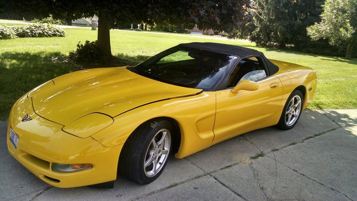 2001 Chevy Corvette