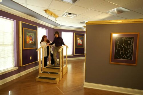 Caretel Inns of Linden Physical therapy 2