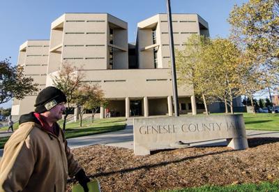 Genesee County jail