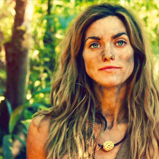 Local Naked and Afraid contestant gets high marks