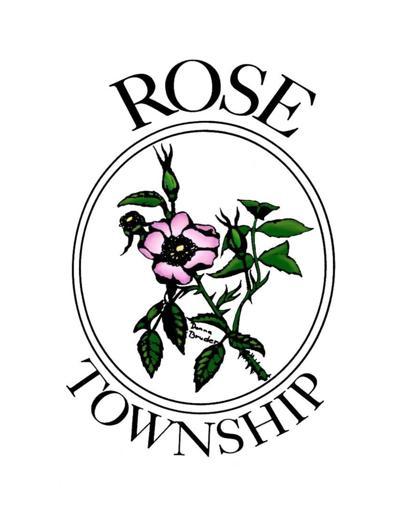 Rose Township logo