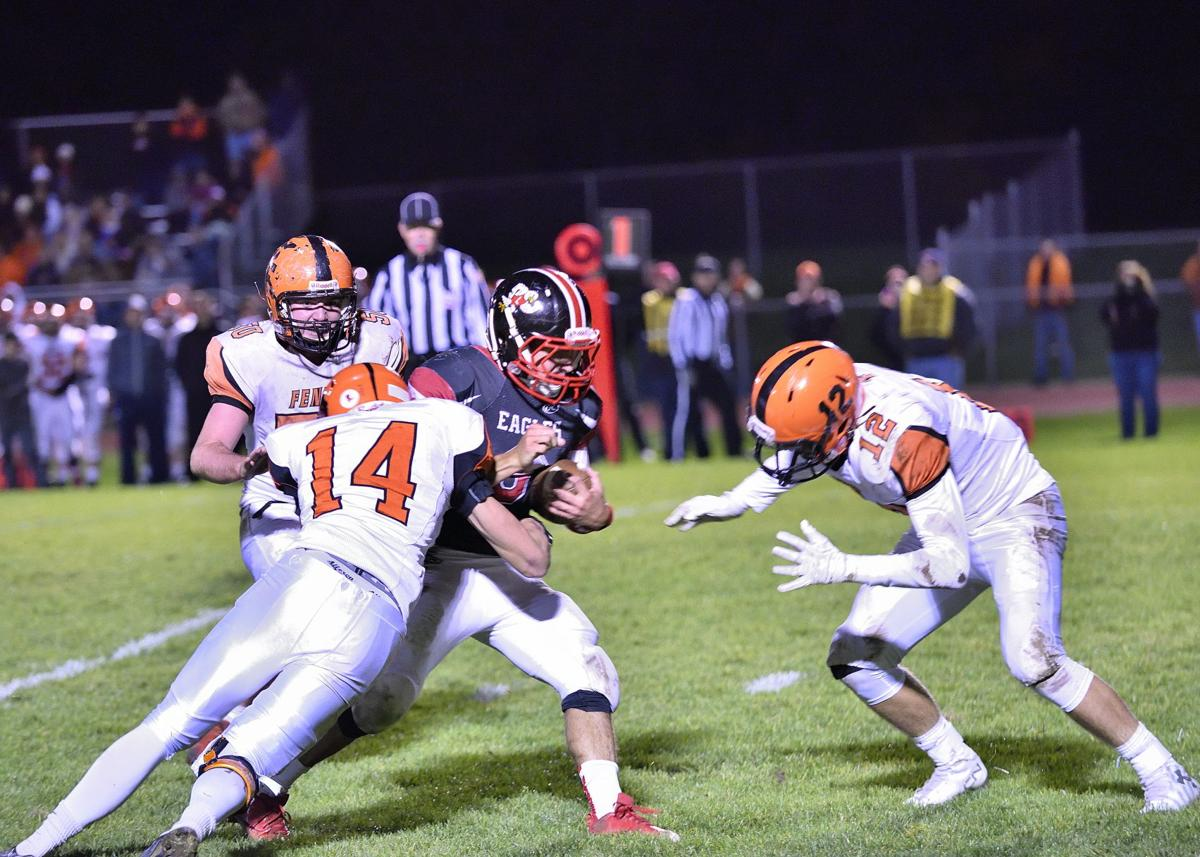 Prep Football Playoff Schedules Are Out For Tri County Squads