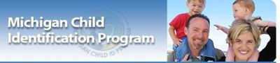 Michigan Child Identification header