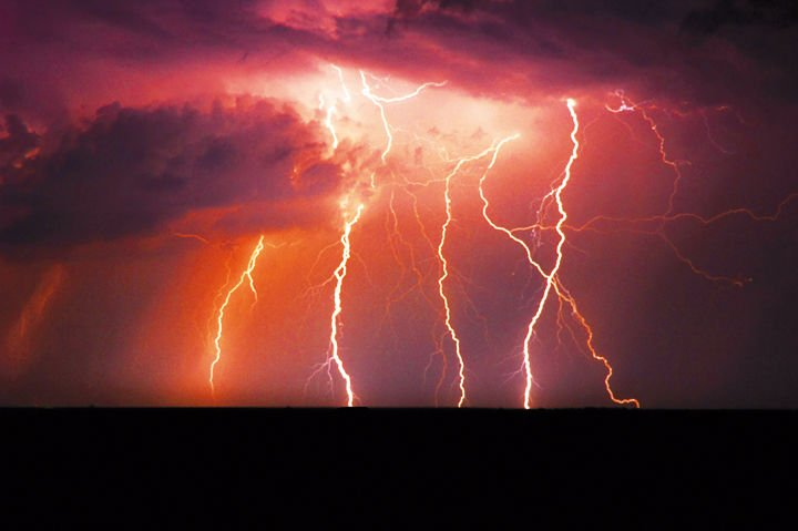 Heat Lightning And Other Weather Related Myths Human