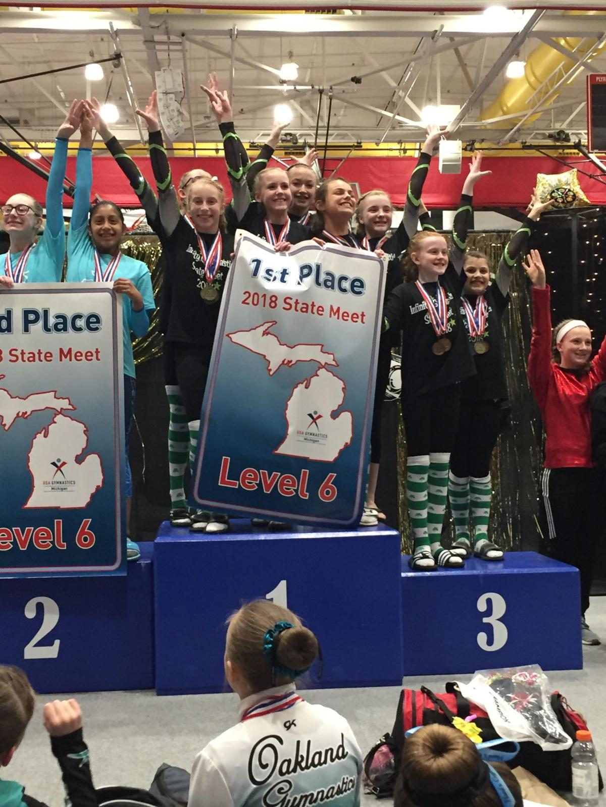 Linden Used Cars >> Tri-county gymnasts lead club to state championship ...