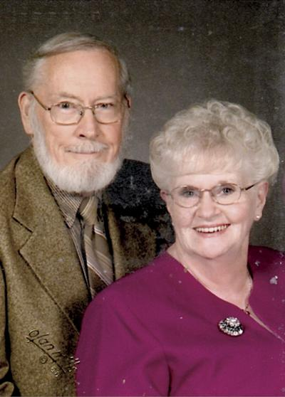 Glyn and Jane Stone