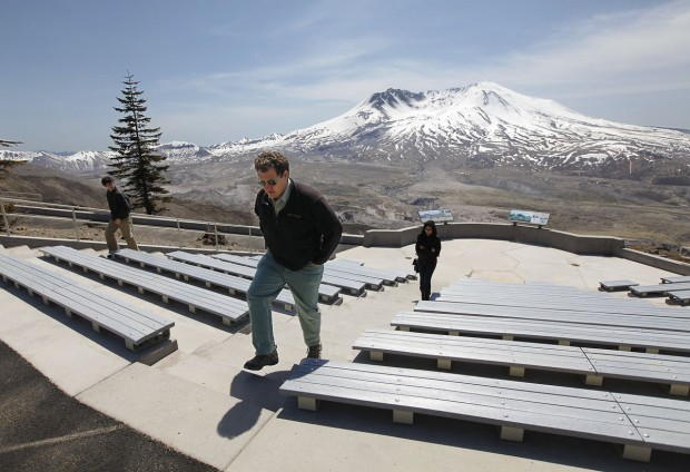 Mount St Helens Coldwater Ridge Set For New Role Local Tdn Com