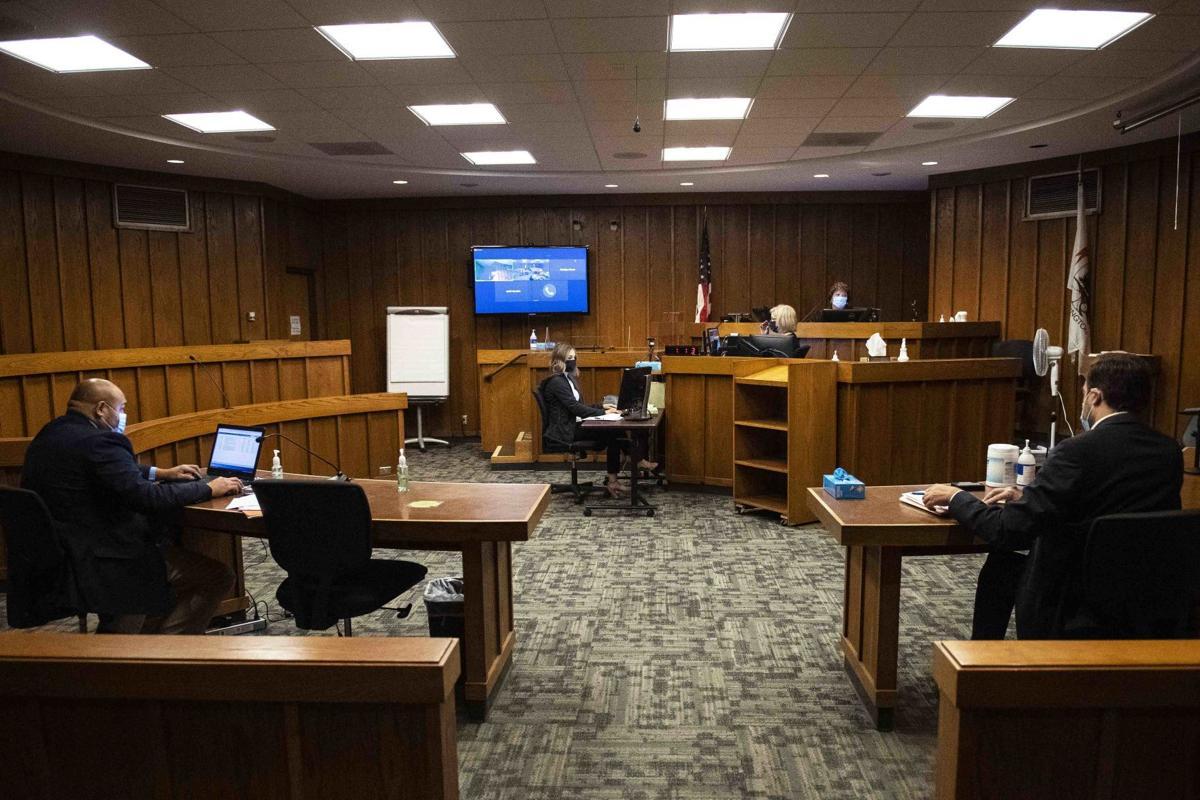 Cowlitz County Superior Court Judge Marilyn Haan