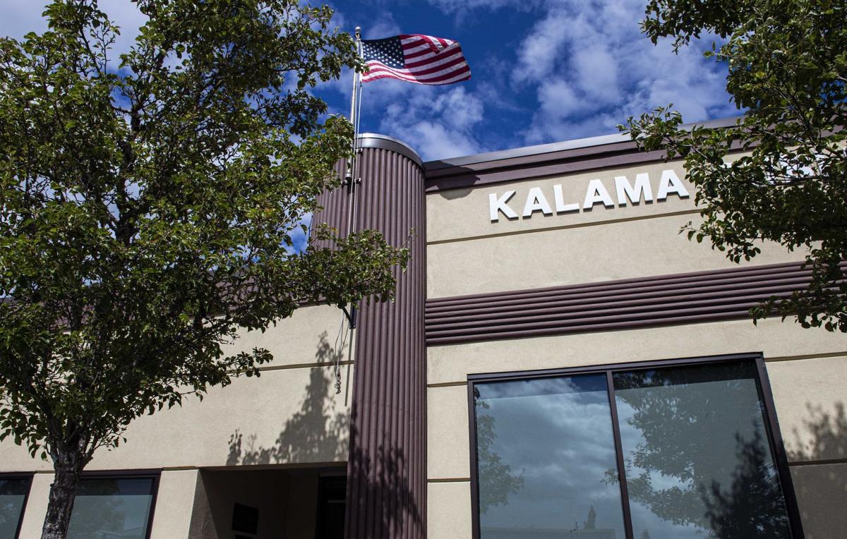 Kalama City Hall & Public Library Stock
