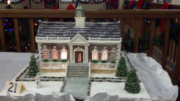 Gingerbread Haus Contest