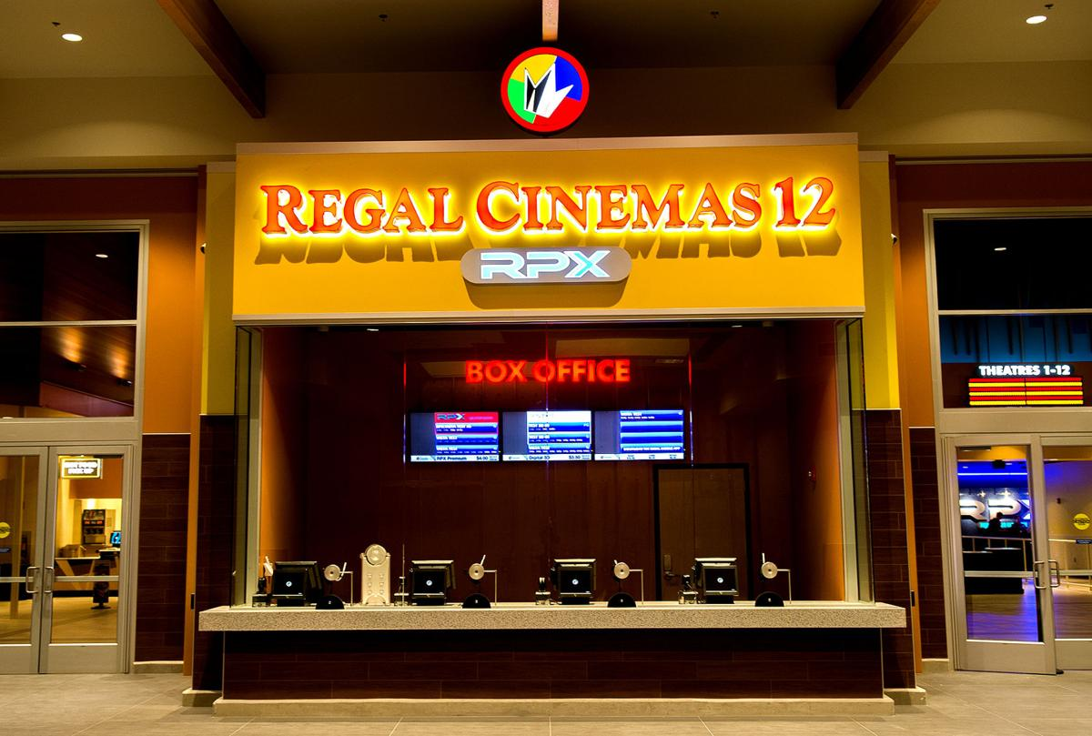 Tour the new regal cinemas at three rivers mall