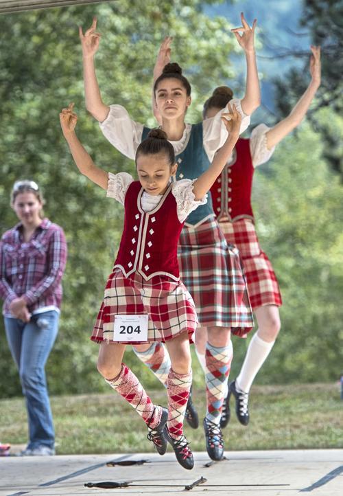 Kelso Highlander Festival